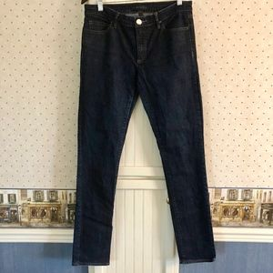 Juicy Couture Skinny Dark Wash Jeans Size 30